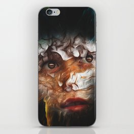 WINDSWEPT - CORE DEGRADATION 1 iPhone Skin