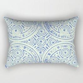 notting hill blues Rectangular Pillow