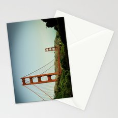 The Golden Gate Bridge at Day Stationery Cards