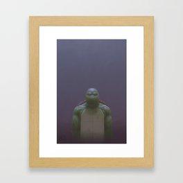 TMNT Raphael - Darkness Framed Art Print
