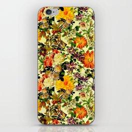 Floriculture iPhone Skin