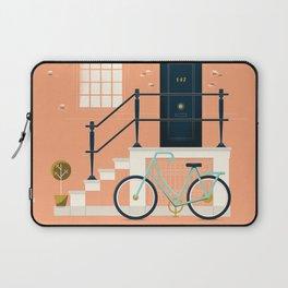Amsterdam Doorway Laptop Sleeve
