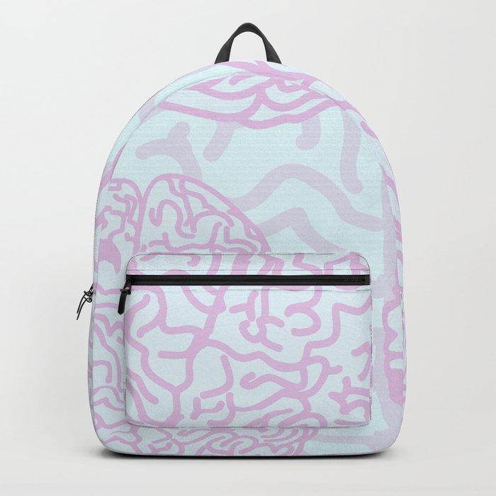 Pastel Brain Backpack