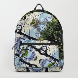 Natural Pattern No 1 Backpack