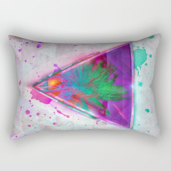 Sunset Life v2 Rectangular Pillow