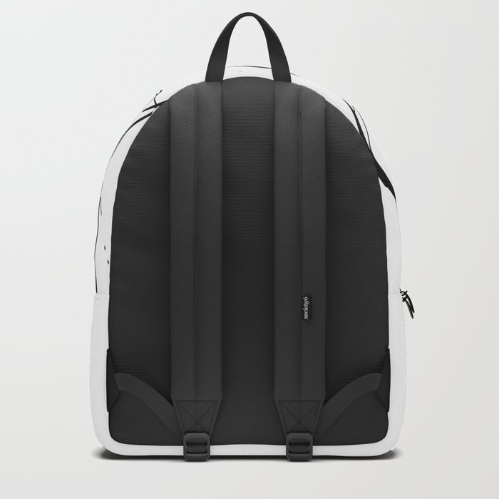 Abstract Line No. 36 Backpack