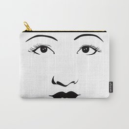Old Hollywood - Anna May Wong Carry-All Pouch