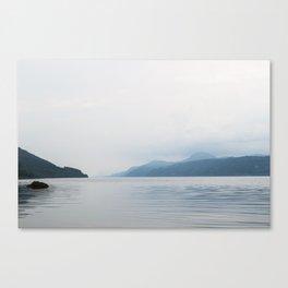Tranquil Loch Ness Canvas Print
