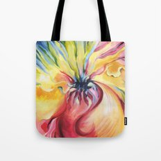 Abstract Stress Tote Bag