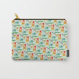 Wild animals 3 Carry-All Pouch