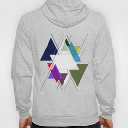 AbstractTriangles Hoody