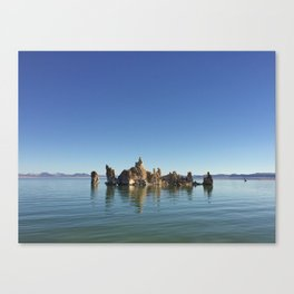 mono lake Canvas Print