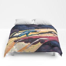 Gravity's Union Comforters