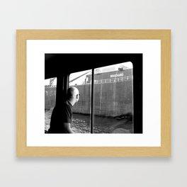 Bouchard Framed Art Print