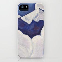 Marsden Hartley 1877 - 1943 POPOCATÉPETL iPhone Case