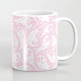 Good Lil' Ghost Gang in Pale Pink Coffee Mug
