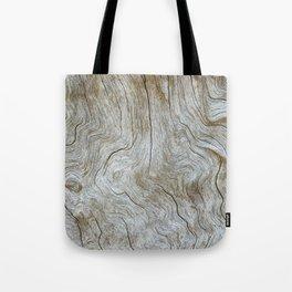 The Worn Wood Tote Bag