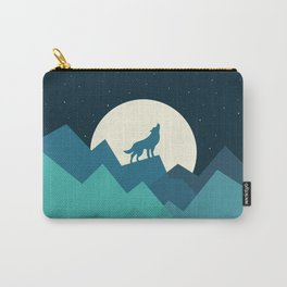 Keep The Wild In You Carry-All Pouch