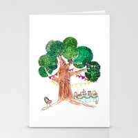 welcome Stationery Cards featuring Welcome by Sreetama Ray