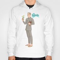 david fleck Hoodies featuring DAVID by Pulvis