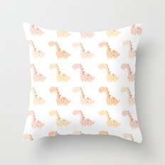 Dinosaurs! Throw Pillow