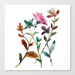 Garden Play 2 Canvas Print