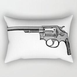 Revolver 2 Rectangular Pillow