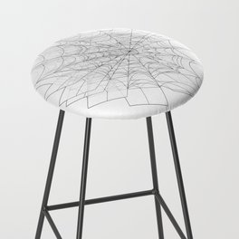 web of lies Bar Stool
