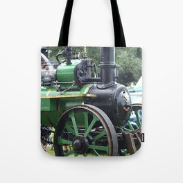 Steam Power 2 - Tractor Tote Bag