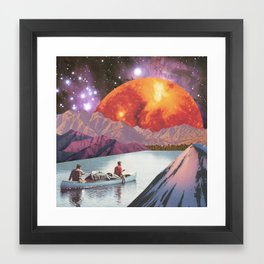 Odyssey Framed Art Print