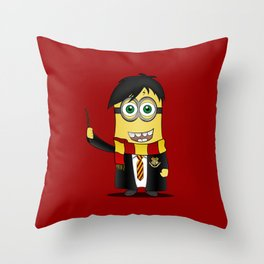Harry Potter Minion Throw Pillow