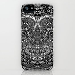 Tangled Orb iPhone Case
