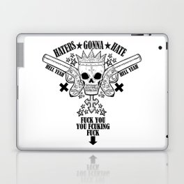 Haters Gonna Hate Laptop & iPad Skin
