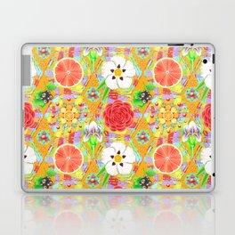 4160 Tuesdays Rainbow Botanicals Laptop & iPad Skin