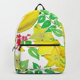 Starfruit Season Backpack