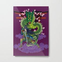 Yimei guardian of dreams Metal Print