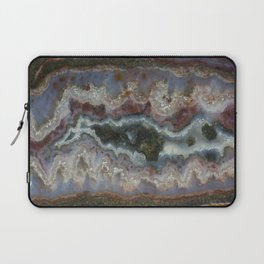 Cady Mountain Banded Agate Laptop Sleeve