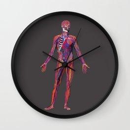 Skinned Wall Clock