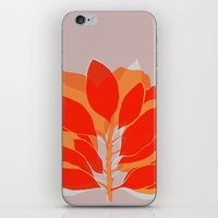 spice iPhone & iPod Skins featuring Blossom Spice by Garima Dhawan