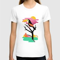 toucan T-shirts featuring Toucan by Vasilisa Wise