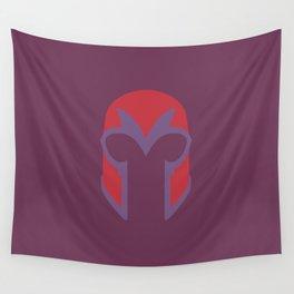 Magneto Helmet Wall Tapestry