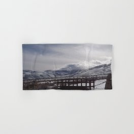 A Winter's Serenity Hand & Bath Towel