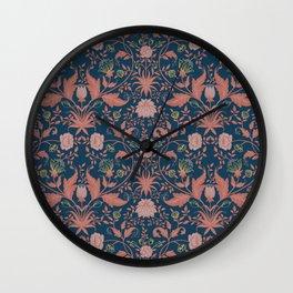 William Morris Wall Clock