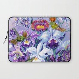 Orchids & Hummingbirds Laptop Sleeve