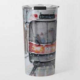 The 501 Neville Park Streetcar Travel Mug