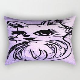 SEXY CAT2 Rectangular Pillow