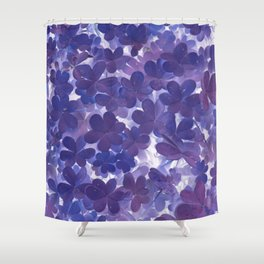Clover VII Shower Curtain