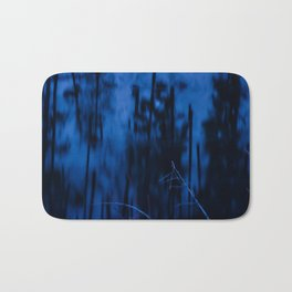 Silence of the Winter Waters Bath Mat