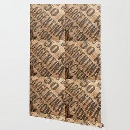 Burlap sack Wallpaper
