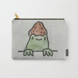 strawberry frog Carry-All Pouch